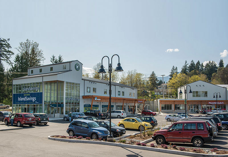 Chemainus Village Square